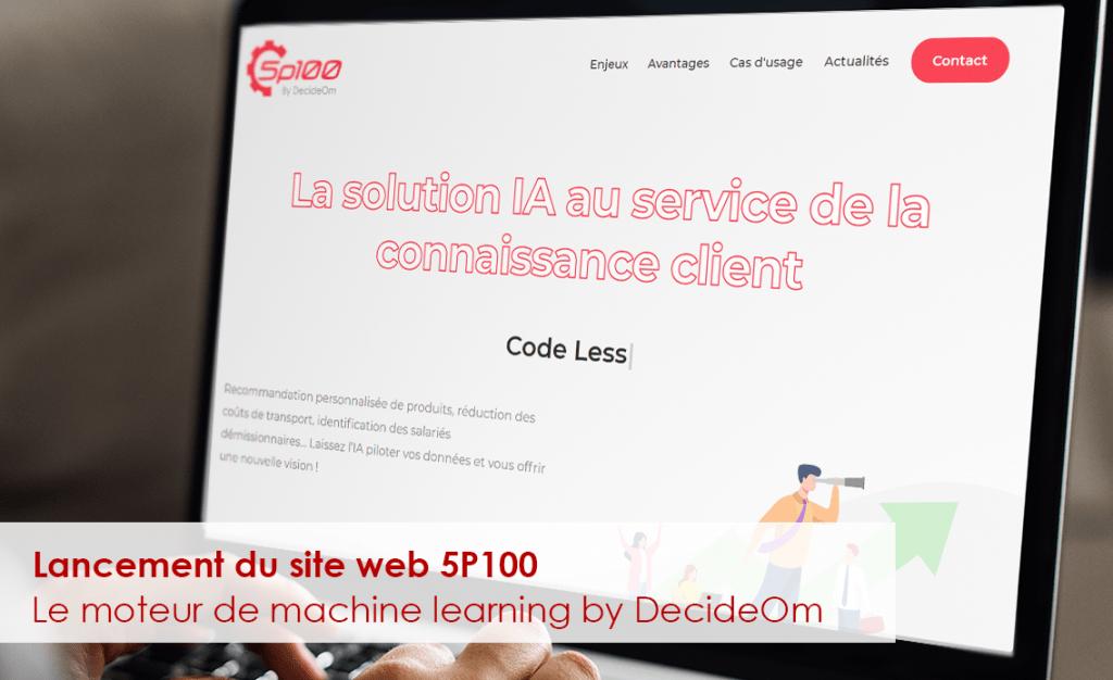Site web 5P100