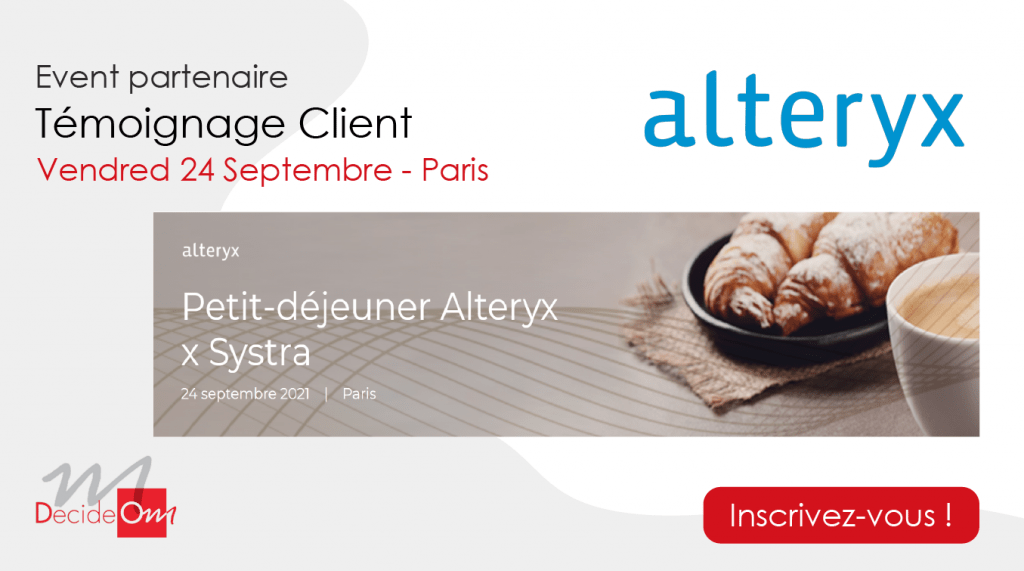 Alteryx Retour experience